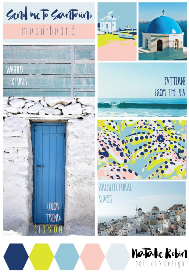 Santorini-Mood-Board